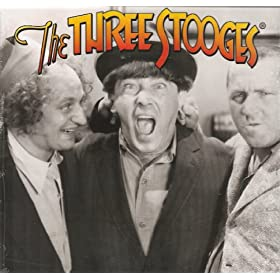 The Three Stooges 2011 Wall Calendar