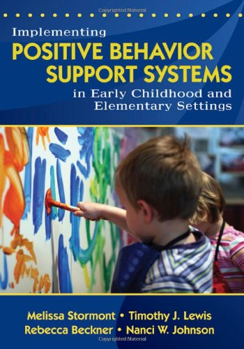 Implementing Positive Behavior Support Systems in Early...