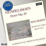 Mendelssohn: Octet Op. 20 / Boccherini: Quintet Op. 37, No. 7 (DECCA The Originals)