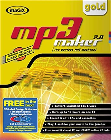MP3 Maker Gold
