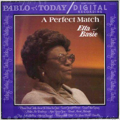 A Perfect Match Ella And Basie