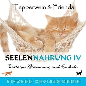 Tepperwein & Friends: Texte zur Besinnung und Einkehr (Seelennahrung 4) Hörbuch