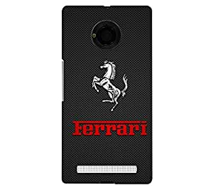 perfect print Back cover for Micromax yuphoria yu5510