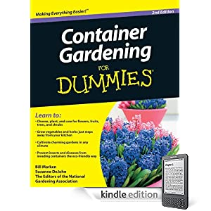 Container Gardening For Dummies<sup>&#174;</sup>&#8221; /></a></p> <p>  The ultimate guide to cultivating charming gardens in any containerWant to spruce up your outdoor space with fresh flowers, plants, vegetables, and other succulents? Container Gardening For Dummies, Second Edition gives you clear, concise, and step-by-step instructions for cultivating charming gardens in everything from a redwood window box to a hanging basket to an old pair of cowboy boots.Featuring eight pages of full-color photos, this helpful guide fills you in on every step <a href=
