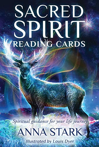 Sacred Spirit Reading Cards Spiritual Guidance for Your Life Journey (Reading Card Series) [Stark, Anna] (Tapa Blanda)