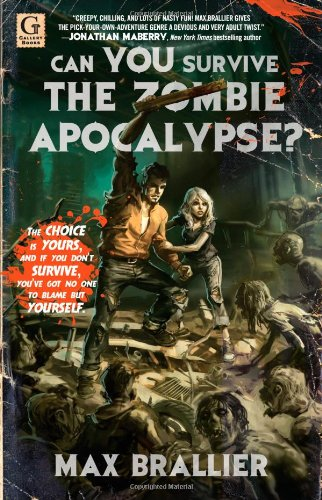 Cover of Can You Survive the Zombie Apocalypse?