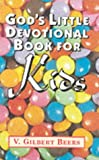 God's Little Devotional Book for Kids Pb