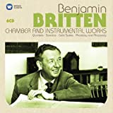 Britten: Chamber & Instrumental Works