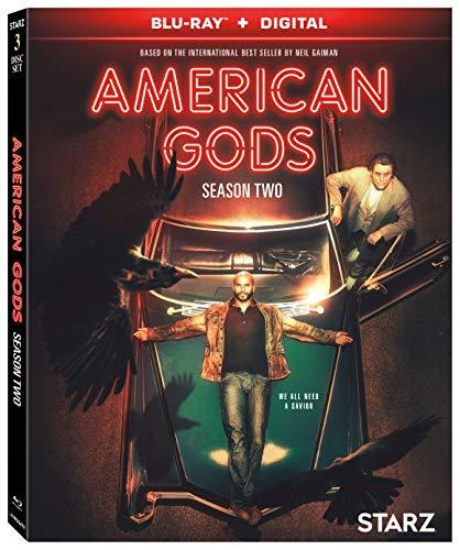 Blu-ray : American Gods: Season 2 (3 Discos)