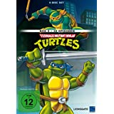 "Teenage Mutant Ninja Turtles - Box 5 (30 Episoden) [6 DVDs]von ""Jeffrey Scott"""