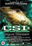 echange, troc Csi: Grave Danger - Import Zone 2 UK (anglais uniquement) [Import anglais]