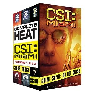 C.S.I. Miami - The Complete Seasons 1-3 movie
