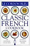 bookshop cuisine  Cordon Bleu Classic French Cookbook (Classic Cookbook)   because we all love reading blogs about life in France