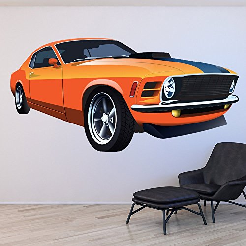 dodge-challenger-classic-car-colore-wall-stickers-trasporti-art-stickers-decor-disponibile-in-8-tagl