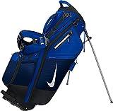 Nike BG0360-404 Air Hybrid Golf Carry Bag, Game Royal/Silver/Mid Navy