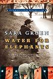 Sara Gruen Water for Elephants