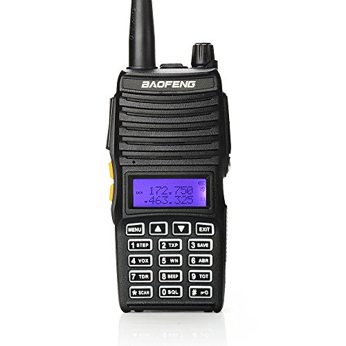 Baofeng UV-5X Mate Handheld Two-way radio VHF136-174MHz UHF400-520MHz Dual Display Standby Transceiver Walkie Talkie (Baofeng Head compare prices)