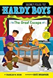 Image of The Great Escape (Hardy Boys: The Secret Files)