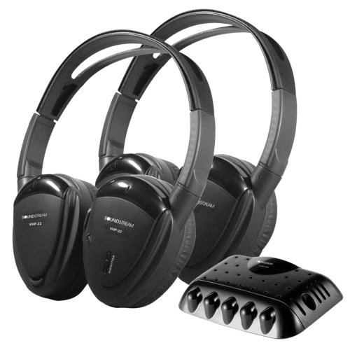 Soundstream Pair Ir Wireless Headphone