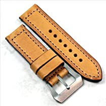 Giovanni e Figlio Certaldo in Tan with sewn in Pre-V buckle 24//24 125/80