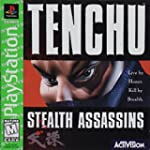 Tenchu Stealth Assassins - PlayStation