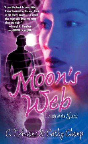 Cathy Clamp  C. T. Adams - Moon's Web