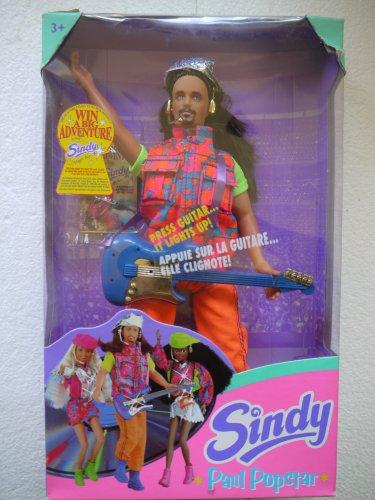Vintage Sindy Doll - Paul Popstar (1995) - Rare