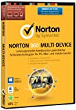 Software - Norton Security - 5 Ger�te (PC, Mac, Android, iOS) (frustfreie Verpackung)