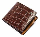 アーノルドパーマー ARNOLD PALMER メンズ 財布 二つ折り ショートウォレット ブランド 牛革 チョコ wallet-ap-s172-cho