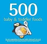 Beverley Glock 500 Baby & Toddler Foods