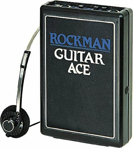 Rockman Guitar Ace Headphone Amplifier