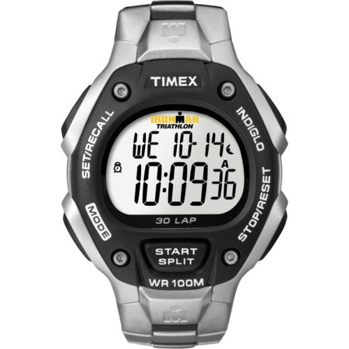 Timex-Mens-T5H971-Ironman-Traditional-30-Lap-Stainless-Steel-Bracelet-Watch