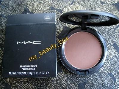 MAC Bronzing Powder Matte Bronze