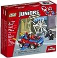 LEGO Juniors 10665 Spider-Man: Spider-Car Pursuit