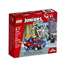LEGO Juniors 10665 Spider-Man: Spider-Car Pursuit