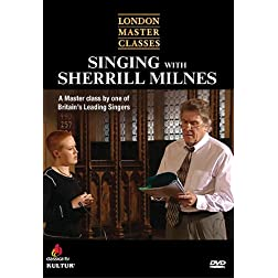 London Master Classes: Singing With Sherrill Milnes