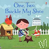 Russell Punter One, Two, Buckle My Shoe (Usborne Picture Books)