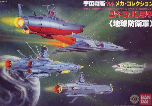宇宙戦艦ヤマト スペースパノラマ 「地球防衛軍」