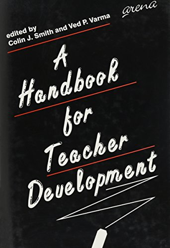 A Handbook for Teacher Development