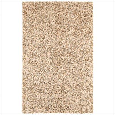 Mohawk Select 60700/60017 Loft Buckskin Shag Rug Size: 5' x 8'