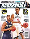 2013-14 Athlon Sports College Basketball Magazine Preview- Georgia Bulldogs/Georgia Tech Yellow Jackets Cover at Amazon.com