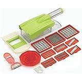 Ritu 12-in-1 Multipurpose Vegetable & Fruit Chopper Chipser Slicer Grater