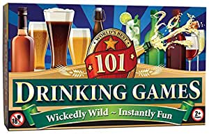 50 Adult Drinking Games - Board Game
