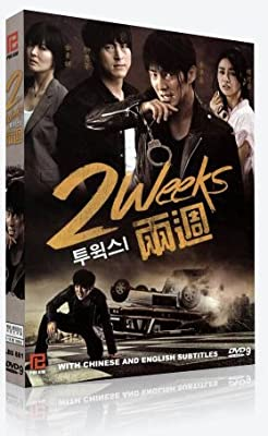 Two Weeks (4-DVD Set, Korean Drama with English Sub - All Region DVD)