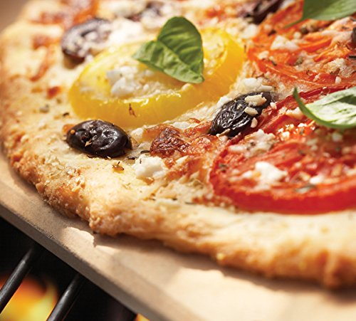 Outset Pizza Grill Stone, 14 by 16-Inch