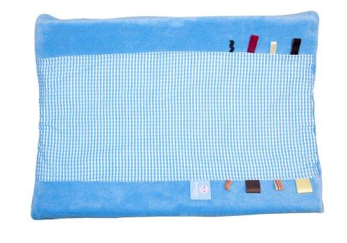 Imagen 1 de Snoozebaby 203 - Funda para cambiador, color azul