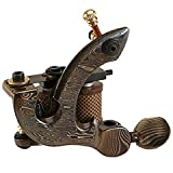 Hand Made OLD School Damascus Steel Tattoo Machine Shader - Tattoo Machine Supply