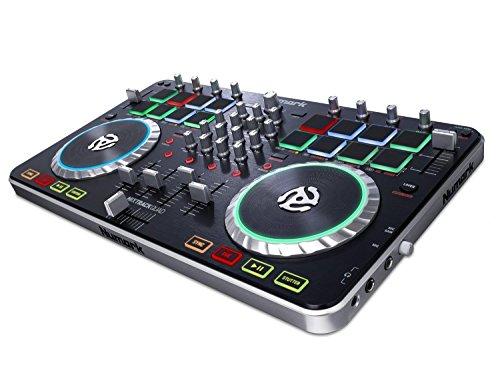 Numark 4 Channel DJ controller MIXTRACK QUAD NU-CON-029