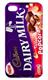 IPOD Touch 5th Generation White Cadbury Dairy Milk Toffee Popcorn iPod case Free Next Day Delivery