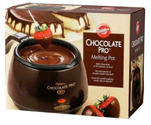 Wilton Chocolate Pro Electric Melting Pot, New
